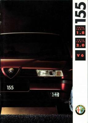Alfa Romeo 155 1.8-2.0 En V6