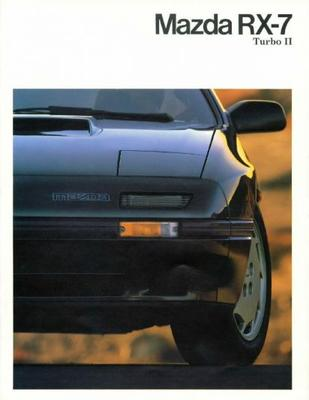 Mazda Rx 7 Turbo Ll