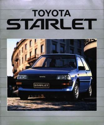 Toyota Starlet 1.3,ox