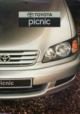 Toyota Picnic Turbo