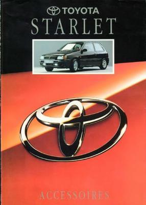 Toyota Starlet 1.3 Xli,