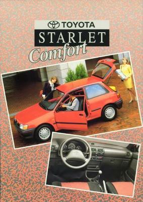 Toyota Starlet 1.3 16v,xli,gli,