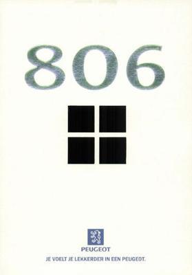 Peugeot 806 St,sv