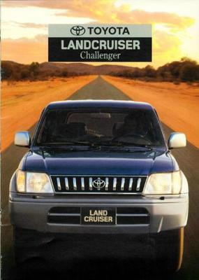 Toyota Landcruiser Challenger