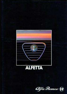 Alfa Romeo Alfetta 1.6, 1.8, 2.0, 2.4 Td, 2.0 Quad
