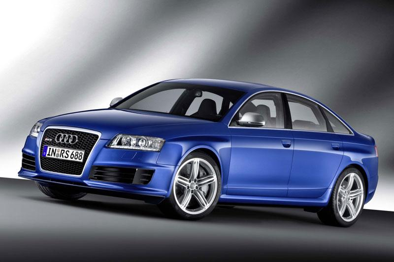 Audi RS6 ook als sedan