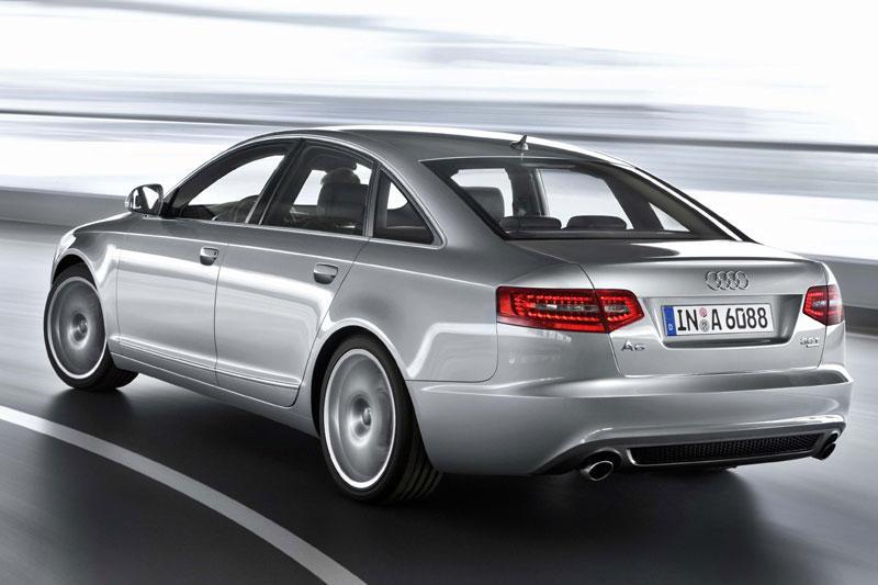 Prijzen Audi Q7 V12 TDI en A6