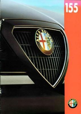 Alfa Romeo 155 T.spark 1.7, T.spark 1.8, Td
