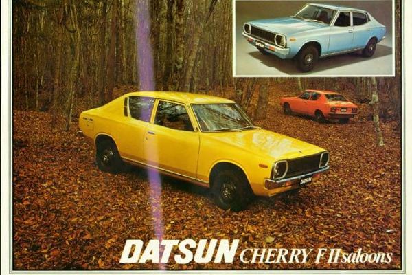 Datsun Cherry Fll Saloons