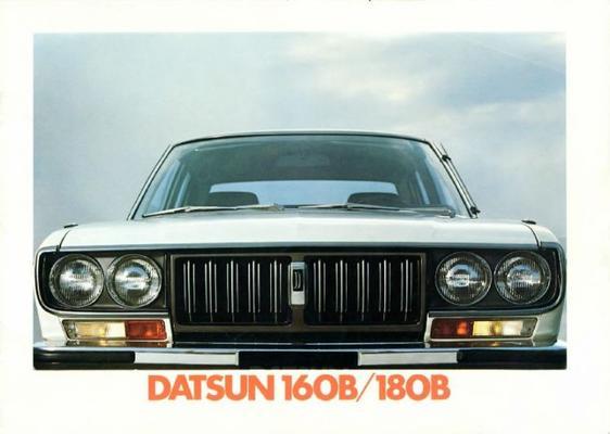 Nissan 160b180b Sedan