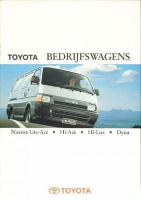 Toyota Lite-ace,hi-ace,hi-lux,dyna Dyna 100,150