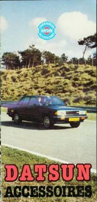 Datsun 100a,120a