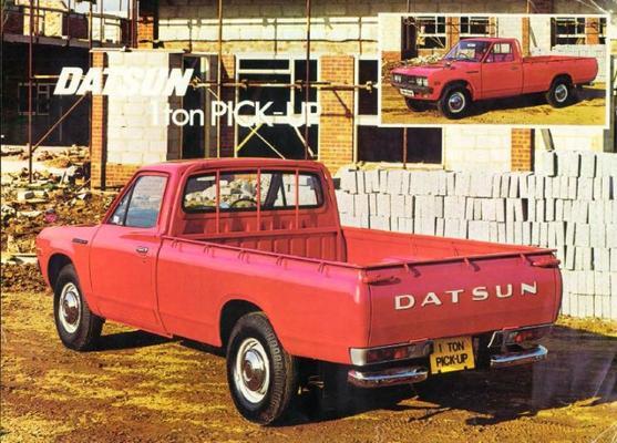 Datsun 1 Ton Pick Up