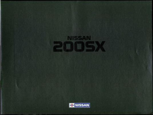 Nissan  200sx, 1.8 Turbo