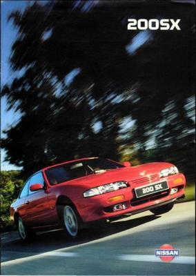 Nissan  200sx Turbo 2.0