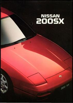 Nissan Sylvia 200sx