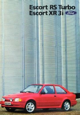 Ford Escort Rsturbo,xr3i