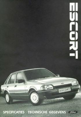 Ford Escort C,cl,ghia,xr3,cabriolet,rs Turbo