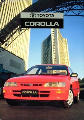 Toyota Corolla Gtsi,hatchback Gxi,sedan Xli,statio