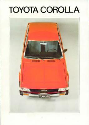 Toyota Corolla Liftback,sedan,coupe,stationwagen,