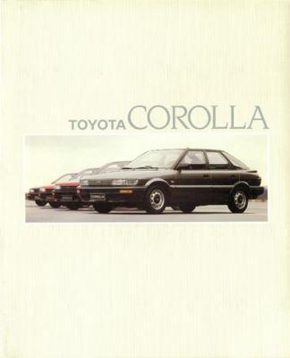 Toyota Corolla Liftback,sedan Xl,hatchback,gti