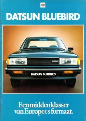 Nissan Datsun Bluebird 1600gl,1800gl