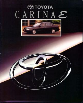 Toyota Carina E Sedan Gtsi,liftback,xli,stationwag