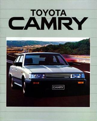 Toyota Camry Turbod Gl,liftback Gli