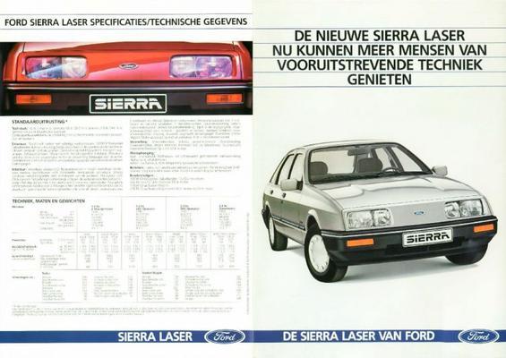 Ford Sierra Laser,sedan,stationwagon