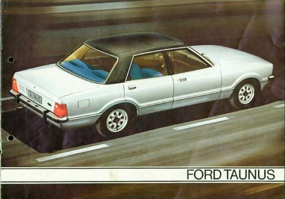 Ford Taunus L,gl,s,ghiastationwagon