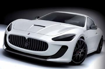Mogelijke straatversie Maserati MC Corse