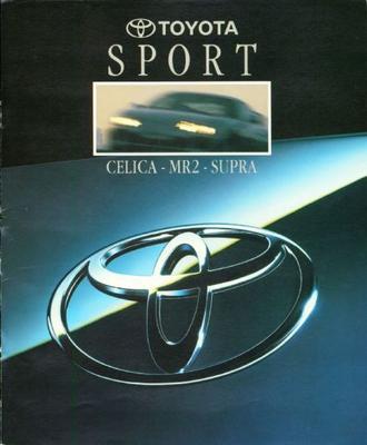 Toyota Celica Gt Four,mr2,supra