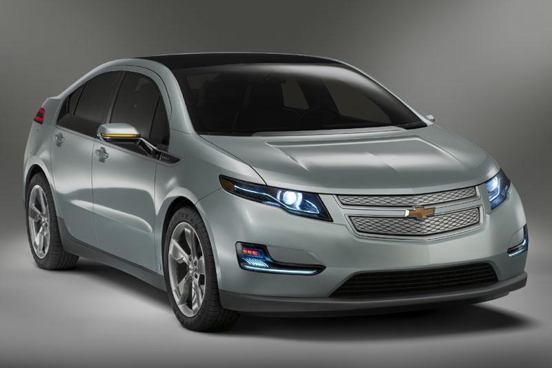 Chevrolet Volt: de Prius voorbij