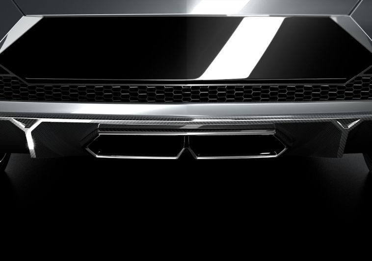Tasten in het duister met Lamborghini