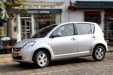 Subaru Justy 1.0 Comfort S (2008)