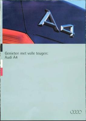 Audi A4 1.9 Tdi,1.6,1.8 Quattro,1.8 T Quattro,2.6