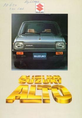 Suzuki Alto Gx,fx