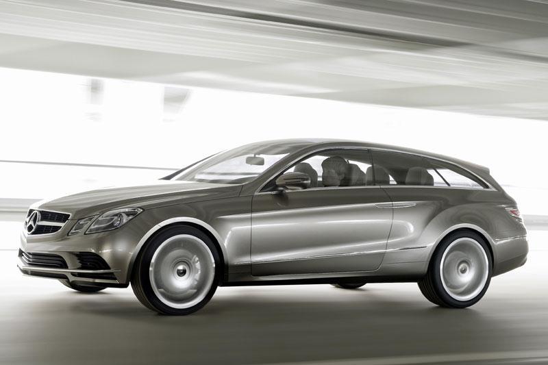 Mercedes ConceptFascination: tipje van de E-klasse