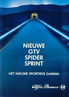 Alfa Romeo Gtv Spider Print