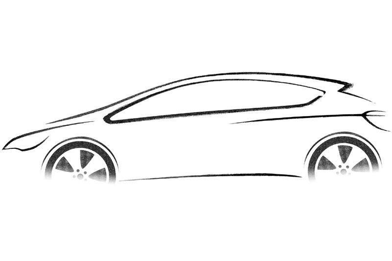 Eerste informatie nieuwe Opel Astra