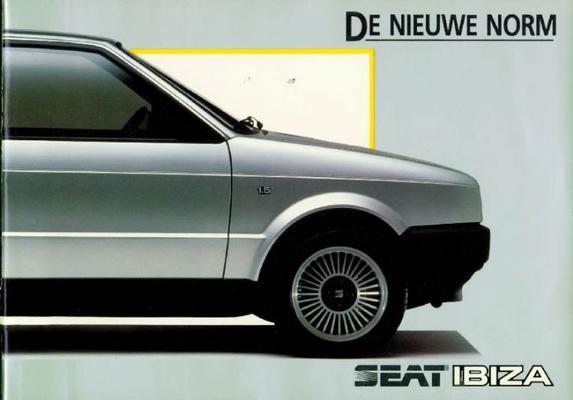 Seat Ibiza Glx,gl,gld,l,ld,l,le,