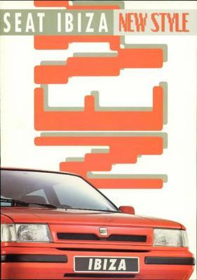 Seat Ibiza New Style Special,clx,glx,sxi
