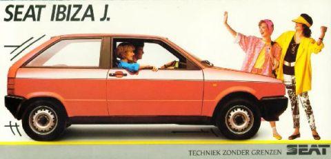 Seat Ibiza J