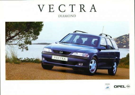 Opel Vectra Diamond