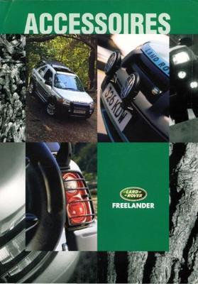 Land Rover Freelander I,xe