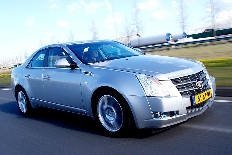 Cadillac CTS 3.6 Sport Luxury (2008)