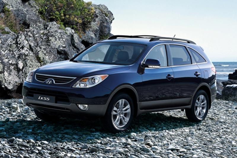 Eerste foto Hyundai iX55