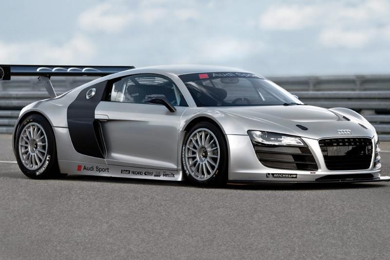 R8 heeft z'n GT3-versie