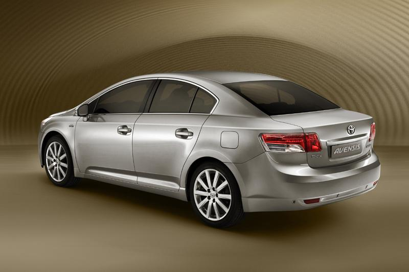 Officieel: Toyota Avensis