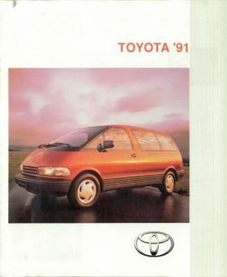 Toyota Previa,starlet,corolla,carina Ii,camry